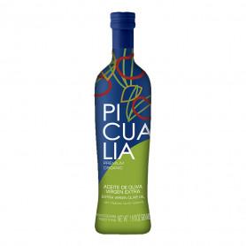 Picualia - Premium - Organic - 6 Botellas 500 ml