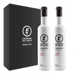 Capricho del Fraile - Coupage - Estuche 2 Botellas 250 ml