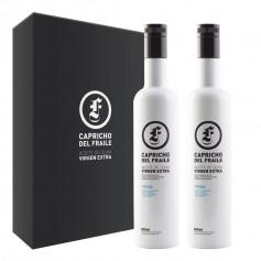 Capricho del Fraile - Picual - Estuche 2 Botellas 250 ml